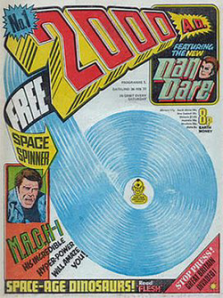 2000 AD cover