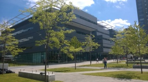 Alan Turing Building, University of Manchester